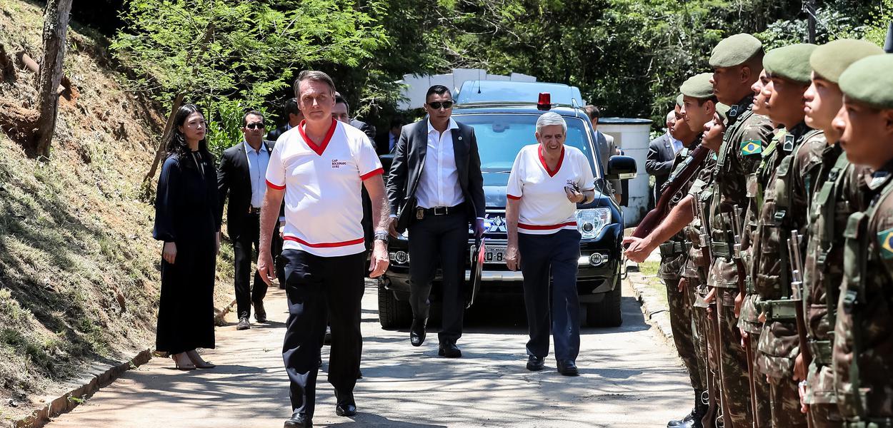 Jair Bolsonaro no Rio de Janeiro