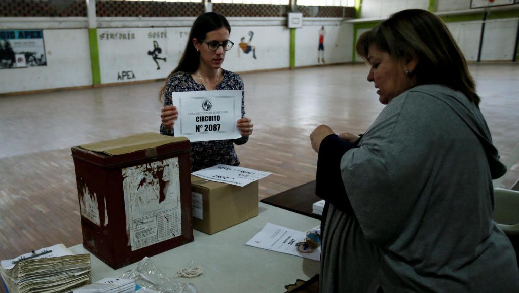 Primeiro turno das eleições no Uruguai