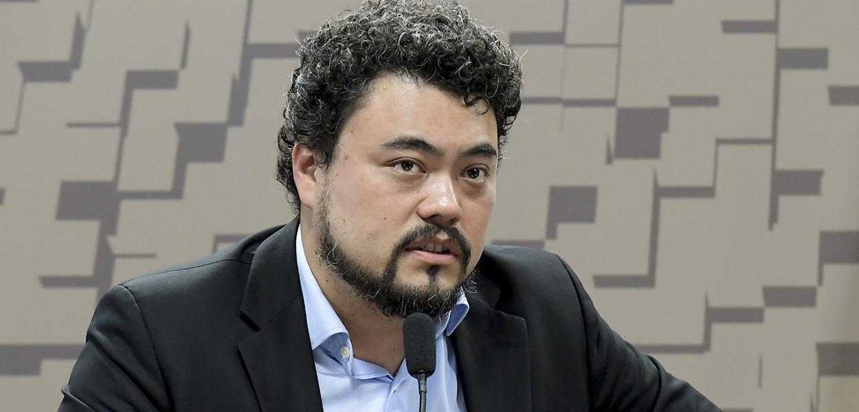 Jornalista Leonardo Sakamoto