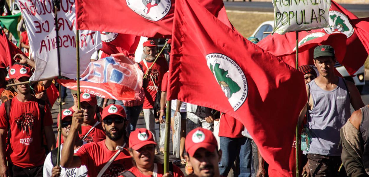"""Resultado de imagem para Bolsonaro quer usar GLO em reintegrações de posse; """"atitude ditatorial"""", diz MST"""