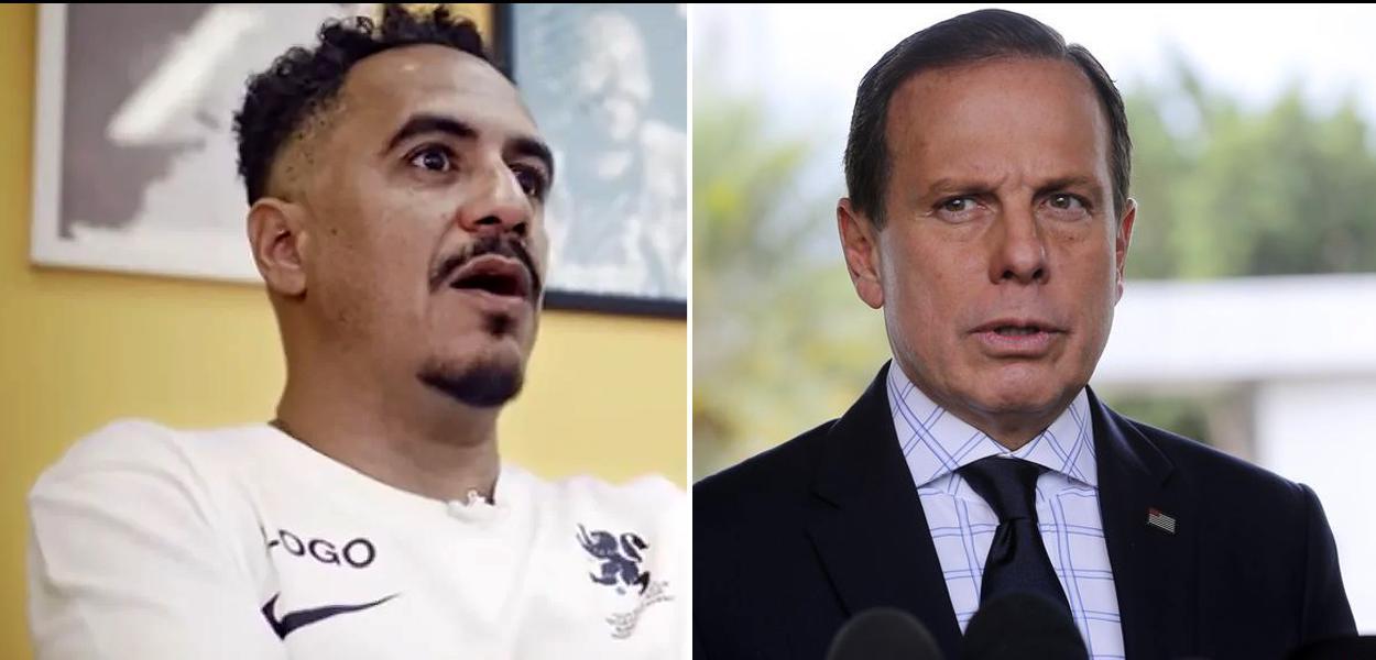 Marcelo D2 e Doria