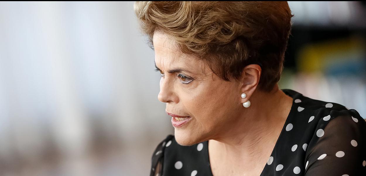 Ex-presidente Dilma Rouseff