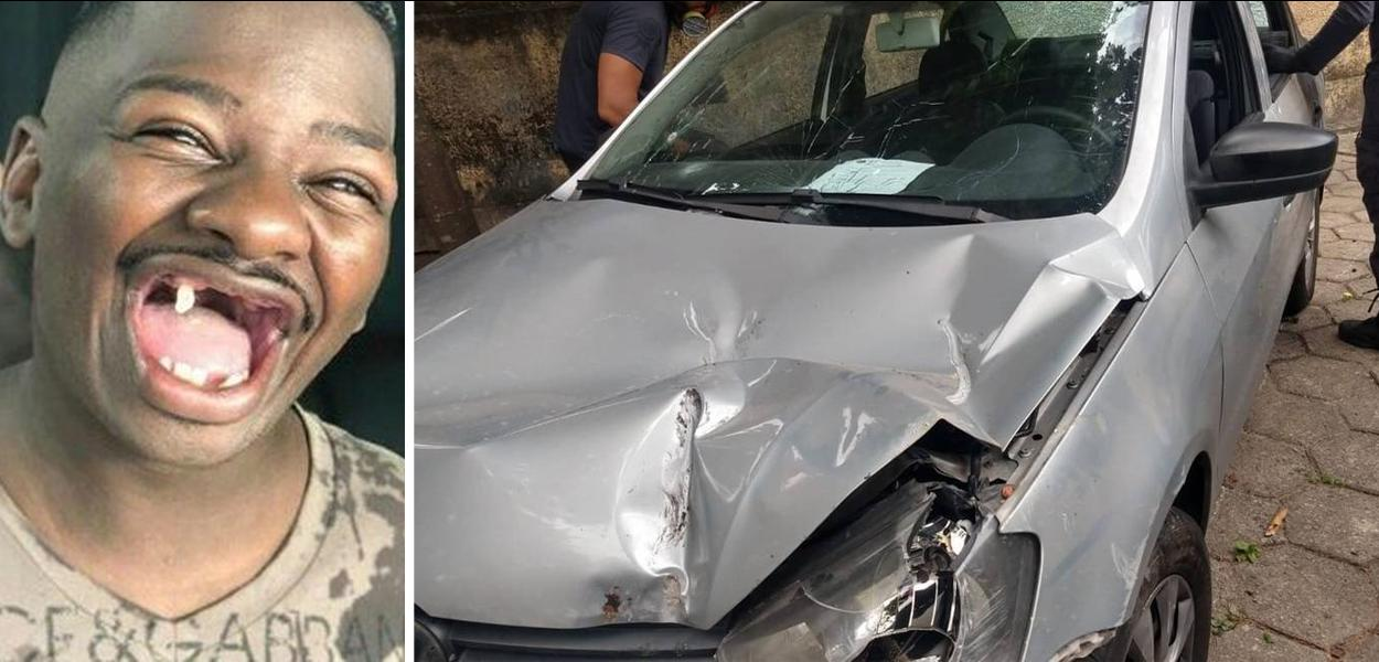 В Бразилии полиция застрелила известного комика Бунитинью