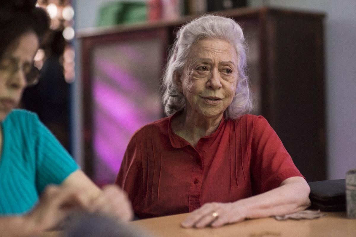 Filme 'A Vida Invisível', com Fernanda Montenegro