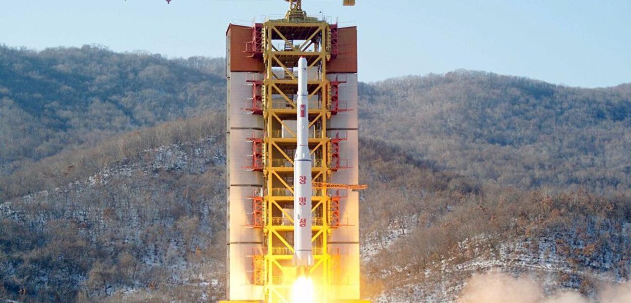 Míssil norte-coreano