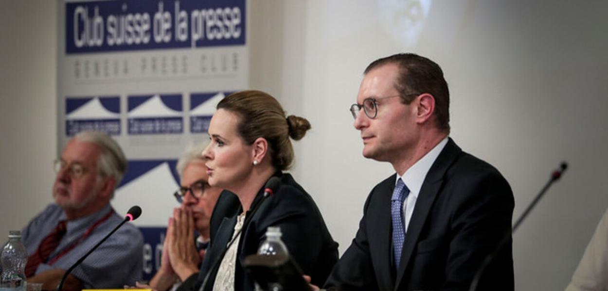 Cristiano Zanin Martins e Valeska Teixeira Martins