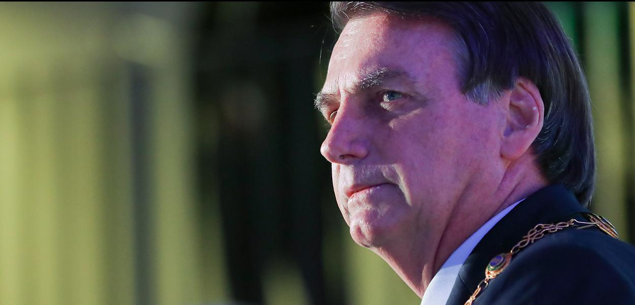(BrasÌlia- DF, 11/12/2019) Palavras do Presidente da Rep˙blica, Jair Bolsonaro.\rFoto: Marcos CorrÍa/PR