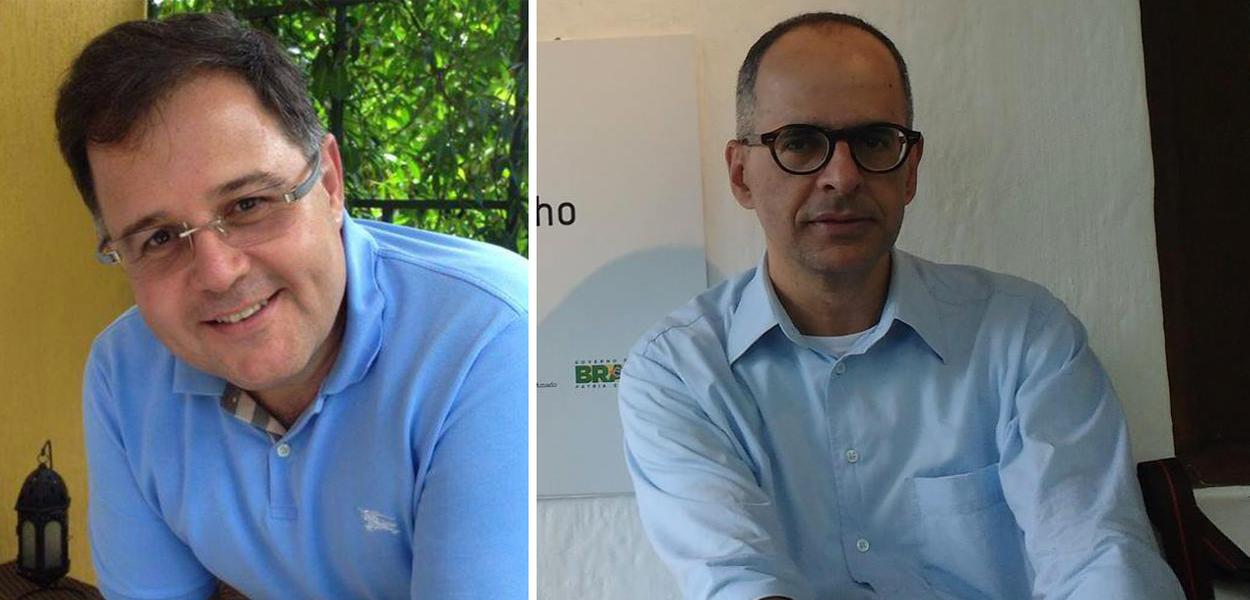 Luís Costa Pinto e Anco Márcio Tenório Vieira