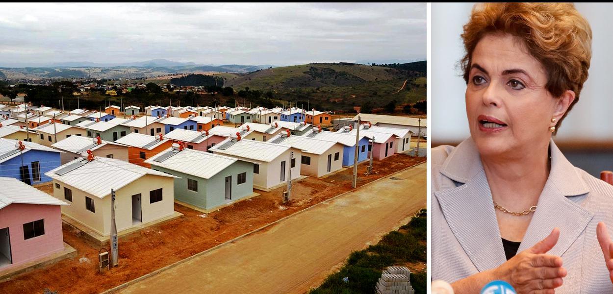 Dilma fala sobre o Minha Casa Minha Vida