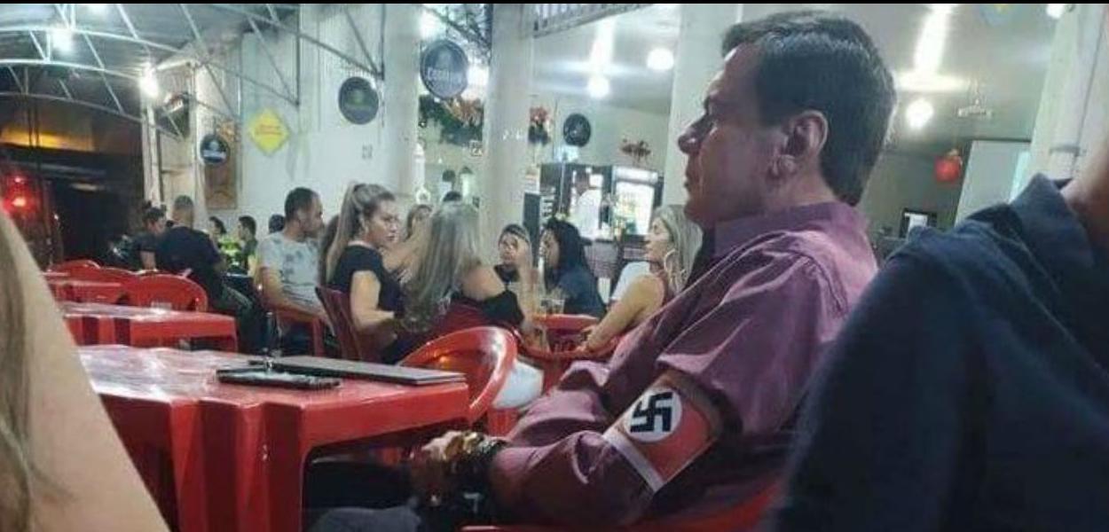 Игнорируя закон бразильская полиция отказывается арестовать нациста