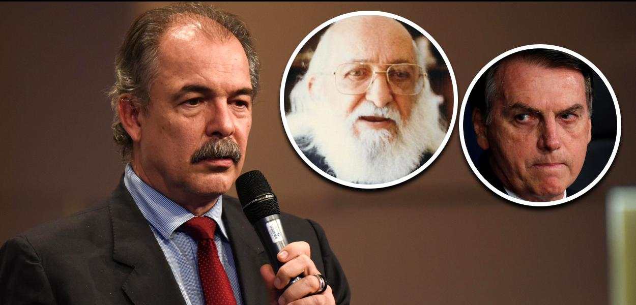Aloizio Mercadante, Paulo Freire e Jair Bolsonaro