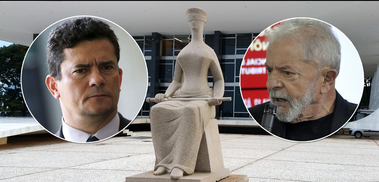 Moro STF Lula