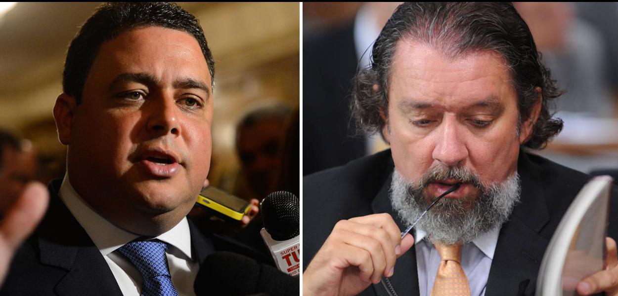 Felipe Santa Cruz (OAB) e Kakay