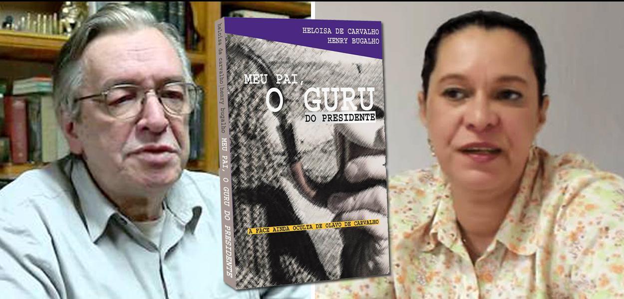 Olavo de Carvalho e Heloísa de Carvalho