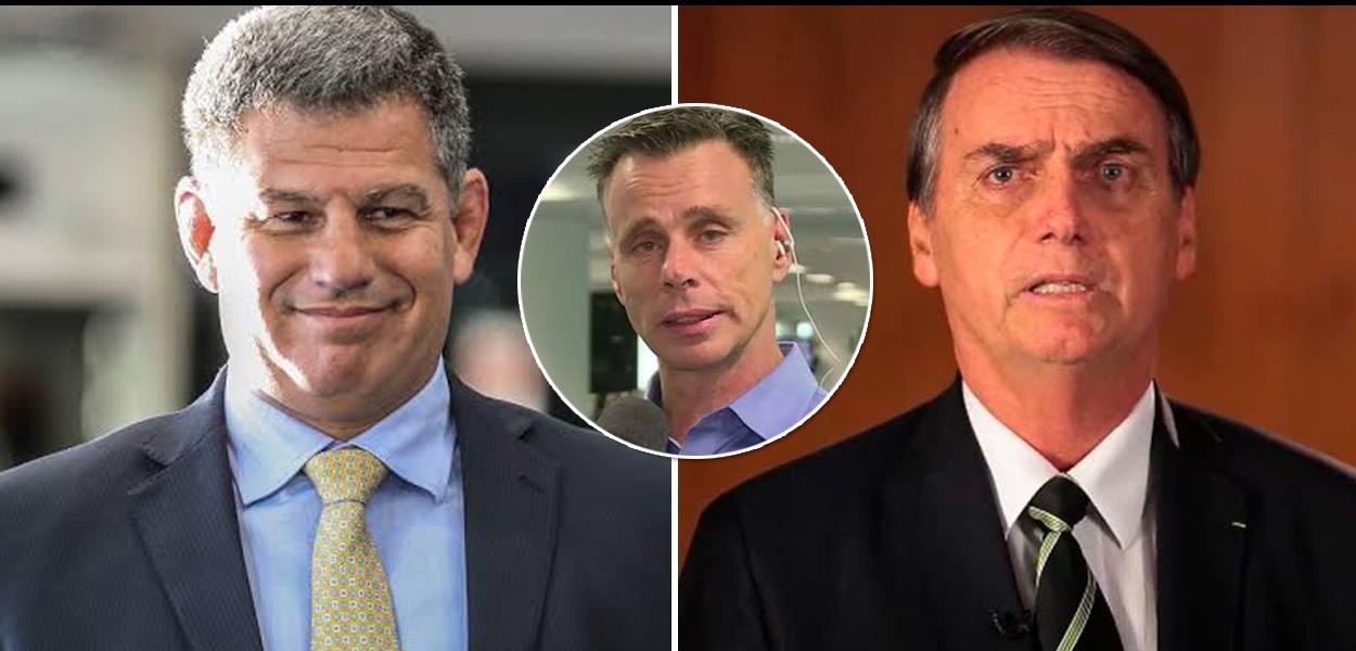 Bebianno diz que aliado de Bolsonaro armou sequestro de Lauro Jardim