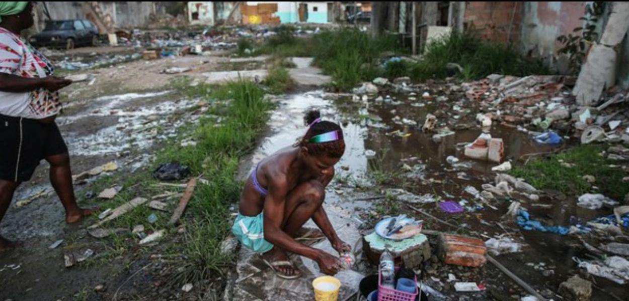 pobreza miseria