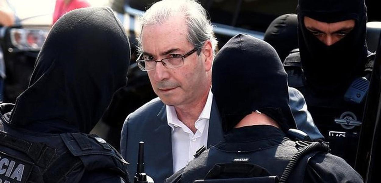 STJ mantém prisão de Eduardo Cunha