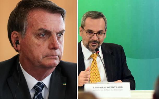 Bolsonaro, Weintraub e Damares