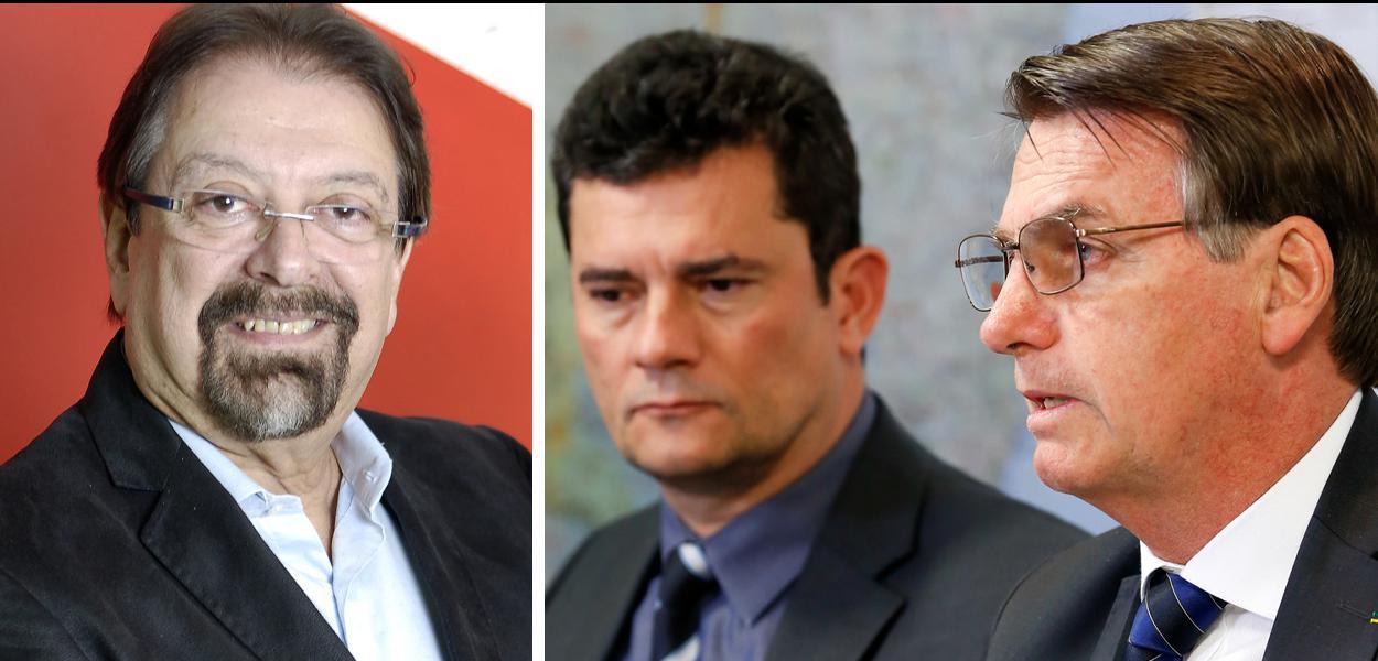 Florestan Fernandes Jr, Moro e Bolsonaro