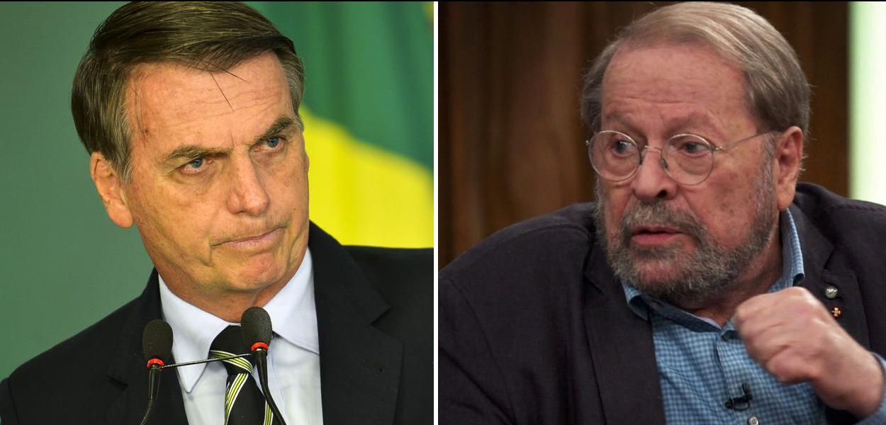 Bolsonaro Carlos Vereza