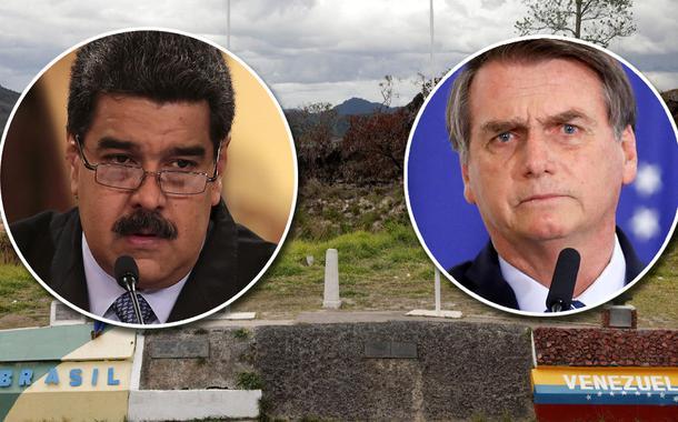 Fronteira, Maduro e Bolsonaro