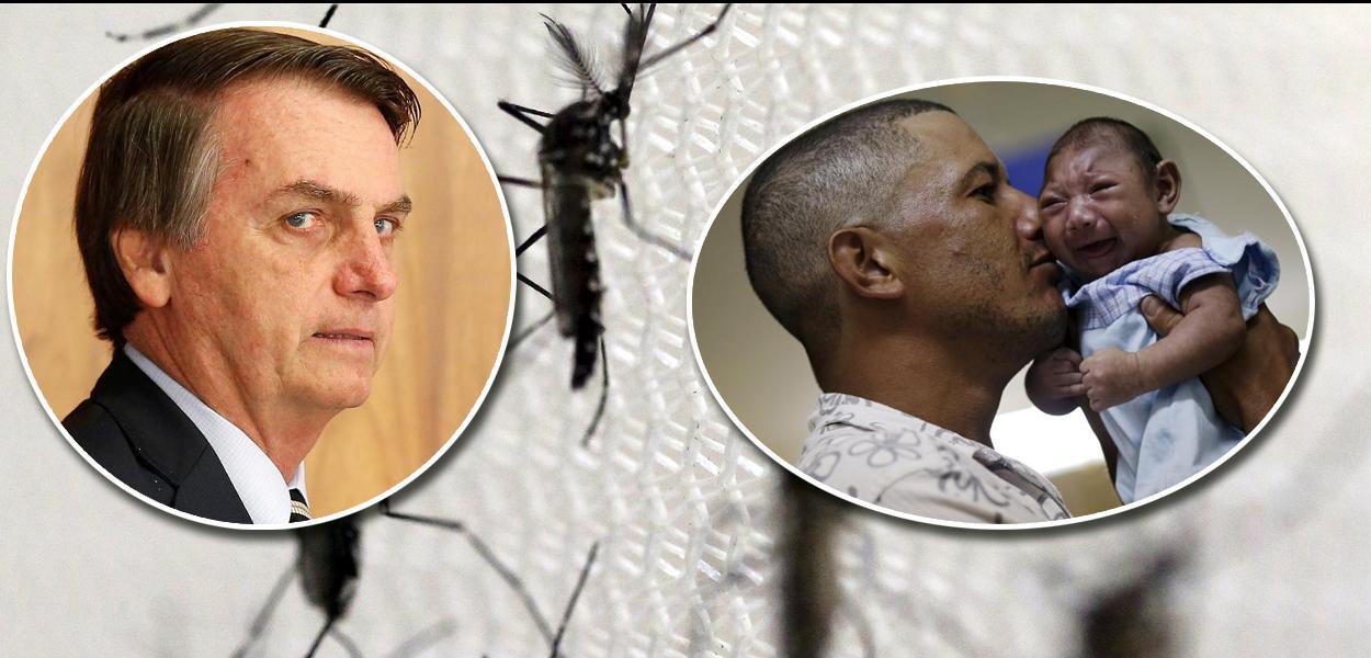 Zika Vírus Bolsonaro