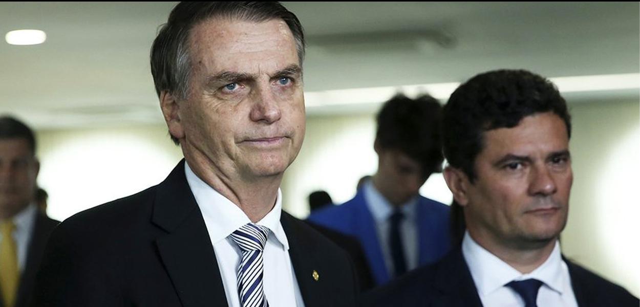 Bolsonaro Moro