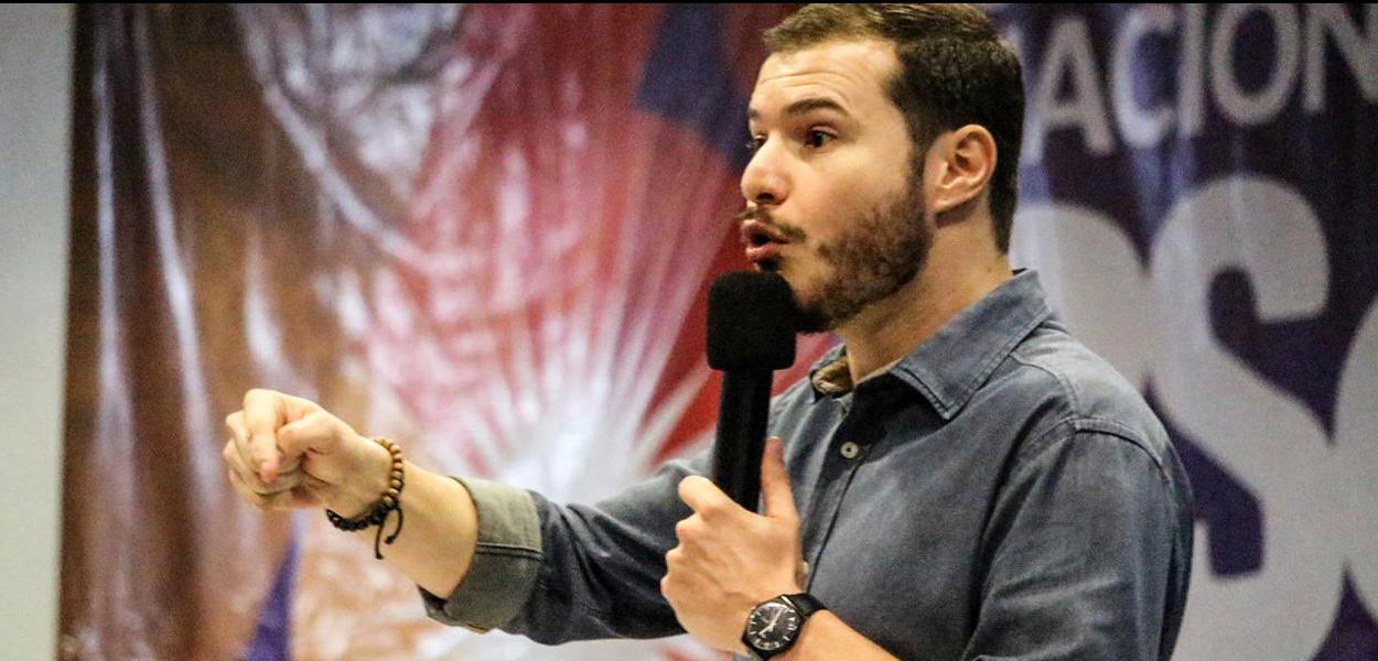 Juliano Medeiros, presidente do PSOL