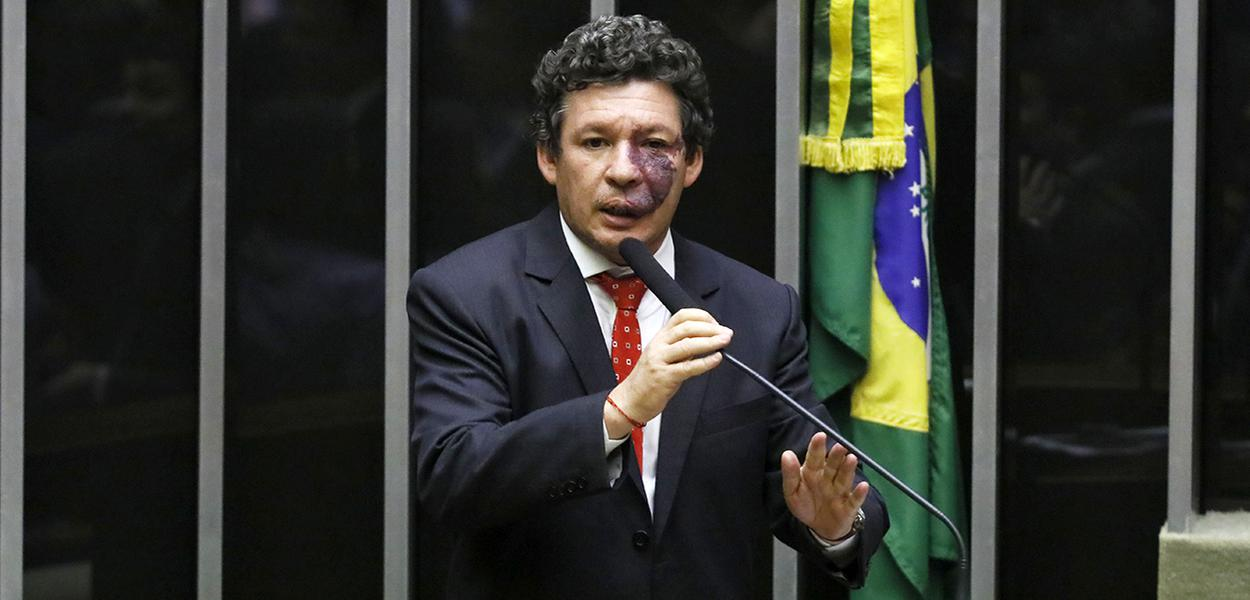 Deputado Reginaldo Lopes (PT-MG)