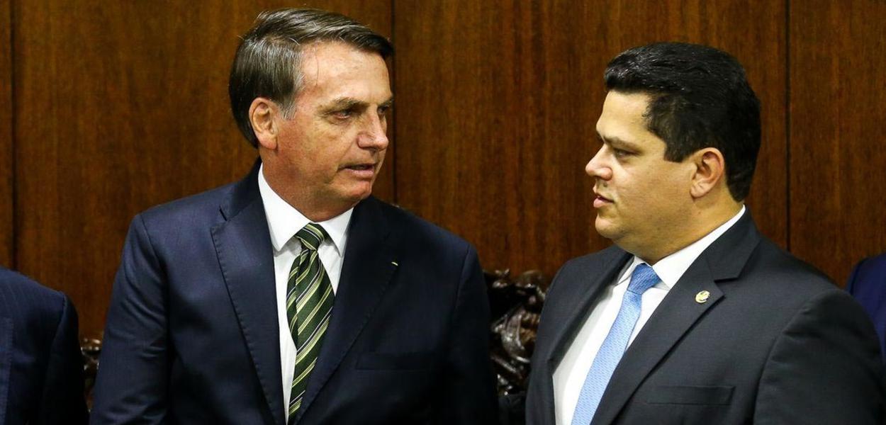 """Alcolumbre a Bolsonaro: """"espero não ser surpreendido por nenhum novo ataque ao Congresso"""" - Brasil 247"""