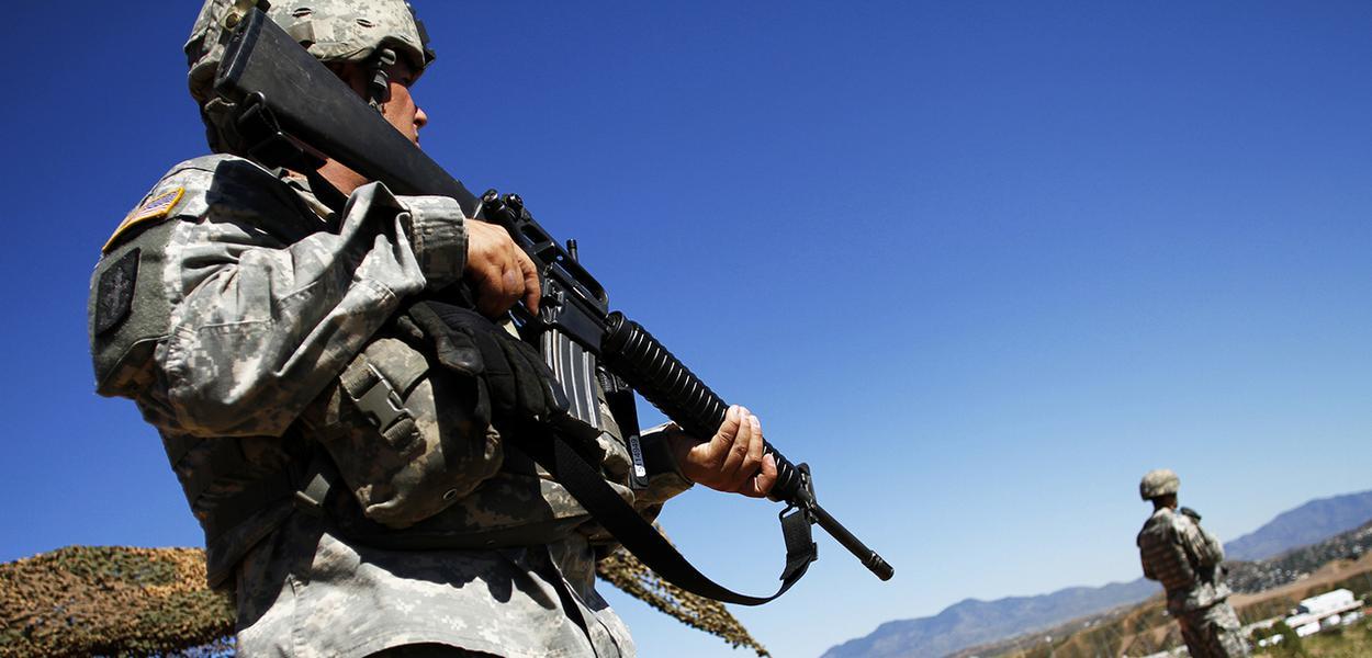 Soldado dos Estados Unidos