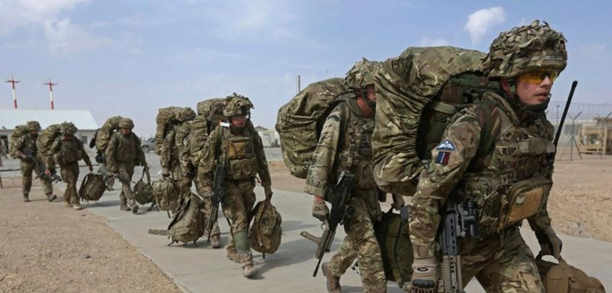 Exército britânico
