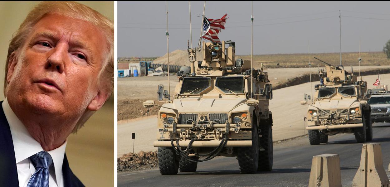 Tropas norte-americanas vão se retirar do Iraque