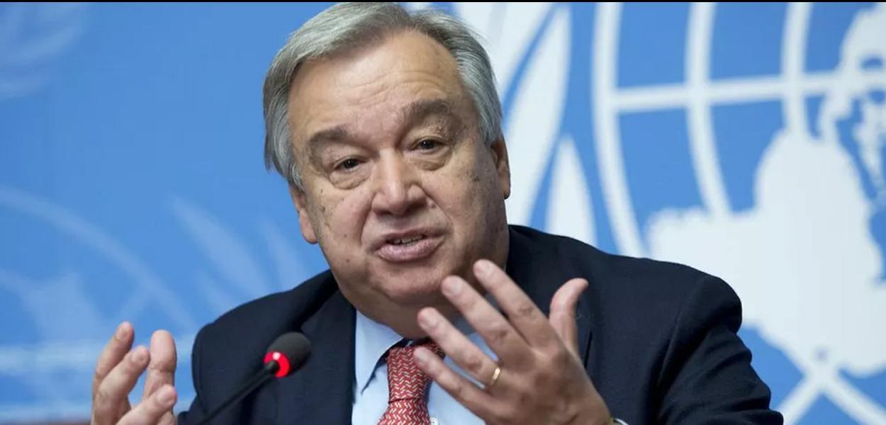 Secretário Geral da ONU elogia povo chinês por 'contribuir para o bem da humanidade'