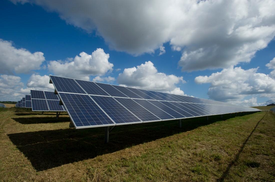 Placas para energia solar