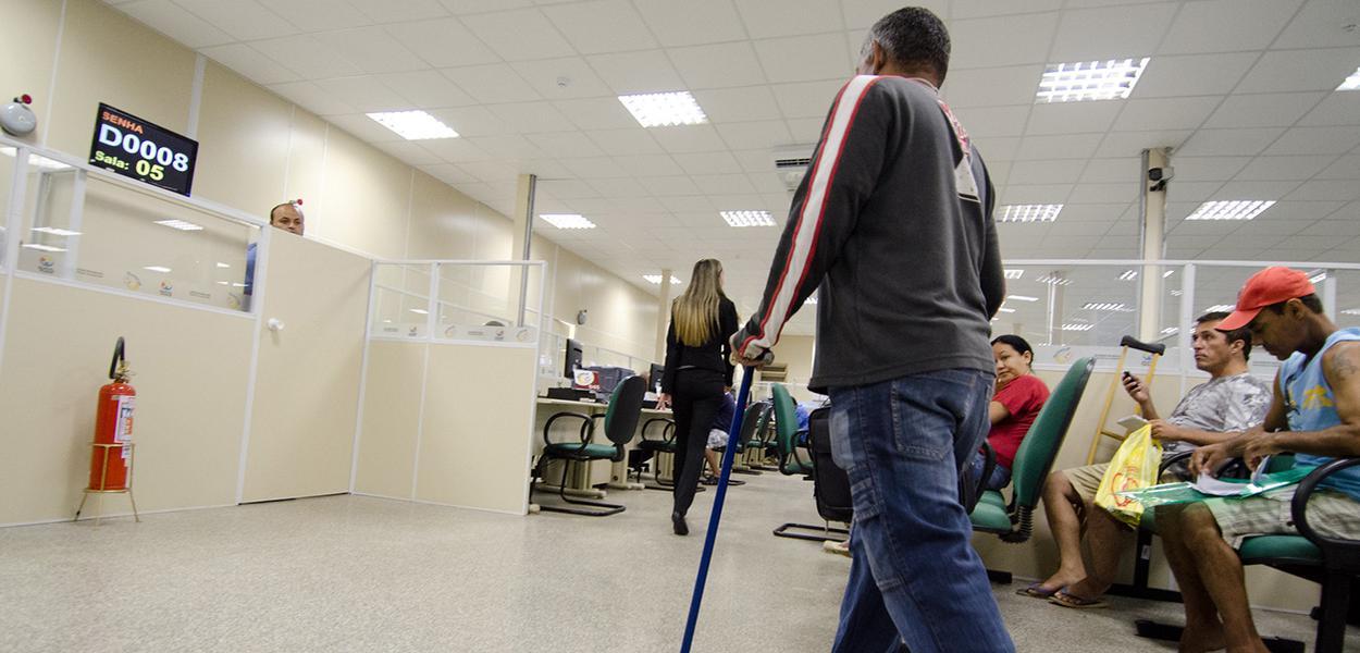 Atendimento na Agência da Previdência Social (APS)