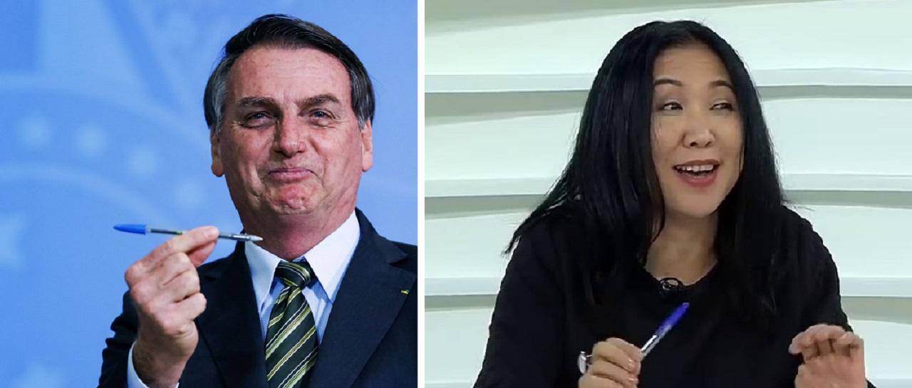 Bolsonaro Oyama