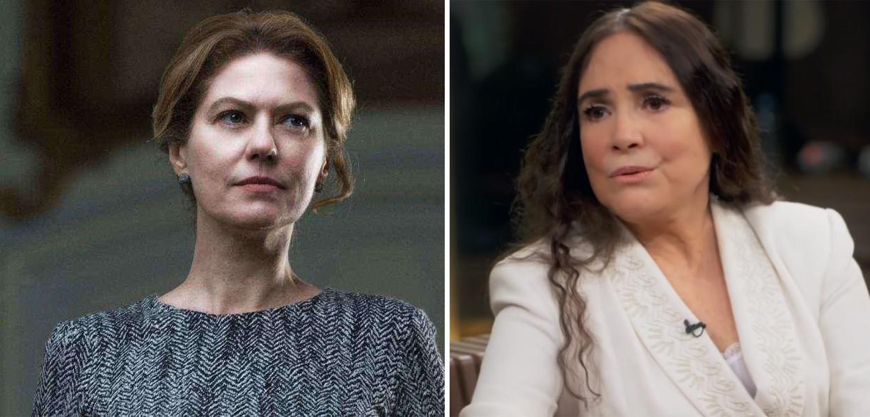 Patricia Pilar e Regina Duarte