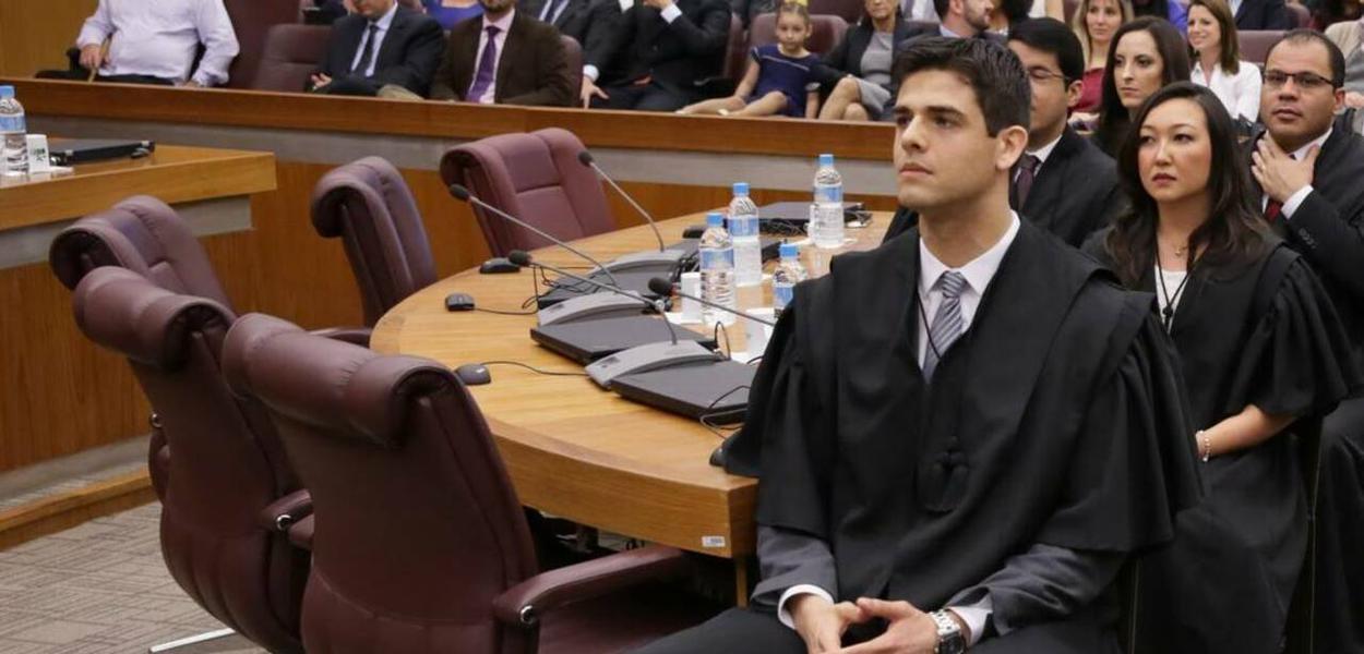 Juiz do trabalho substituto Jerônimo Azambuja Franco Neto, da 18ª Vara do Trabalho do Tribunal Regional do Trabalho da 2ª Região (TRT-2)