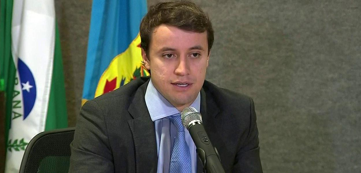 A Justiça Federal do Paraná não aceitou o pedido de suspensão do concurso de Doutorado da UFPR feito por Diogo Castor de Mattos.