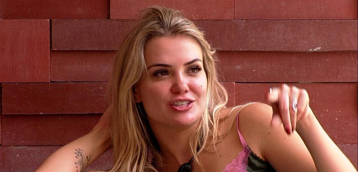 Marcela Mc Gowan, participante do BBB20 (Foto: reprodução/Rede Globo)