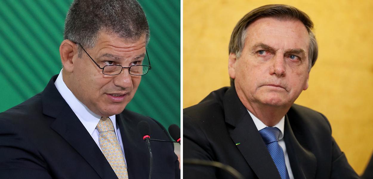 Bolsonaro tem medo de Moro.