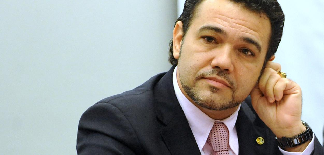 Deputado pastor Marco Feliciano