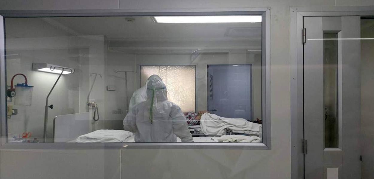 Estados Unidos confirmam o segundo caso de coronavírus no país.