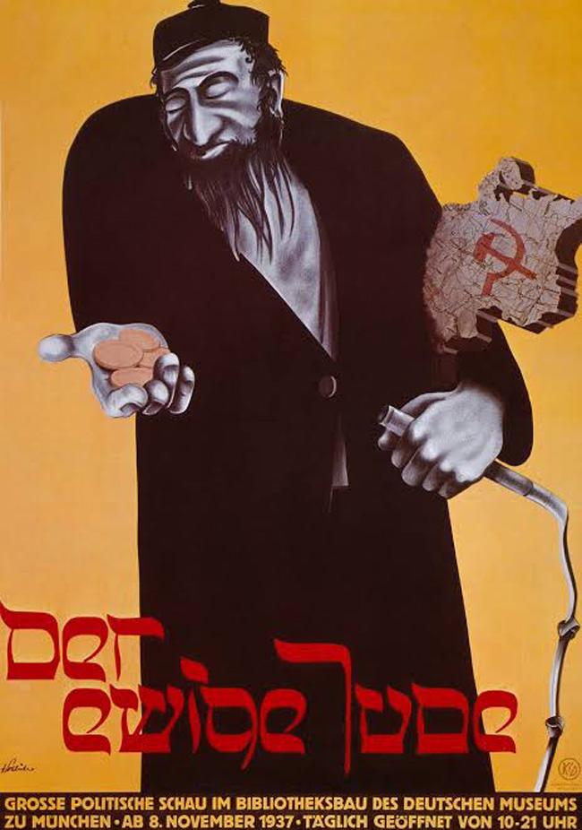 Judeu Errante, cartaz
