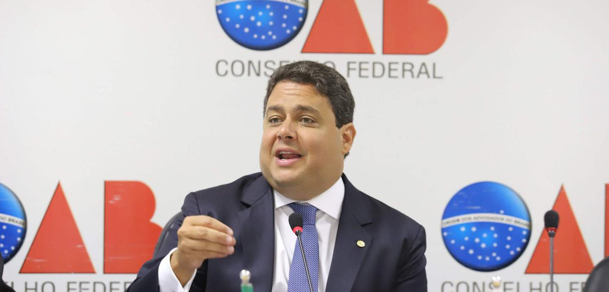 Felipe Santa Cruz, presidente da OAB
