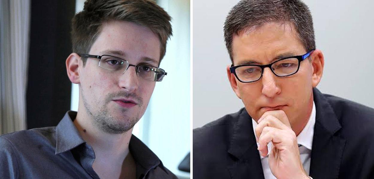 Imprensa está sendo amordaçada no Brasil, diz Edward Snowden.