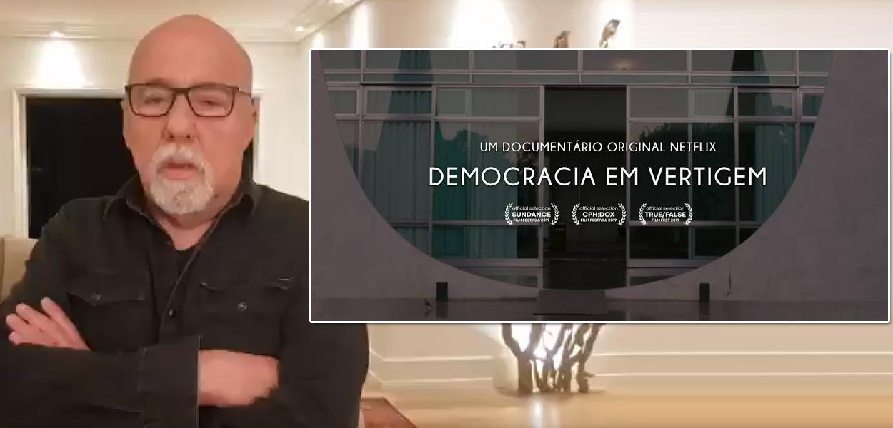 Paulo Coelho fala sobre Democracia em Vertigem