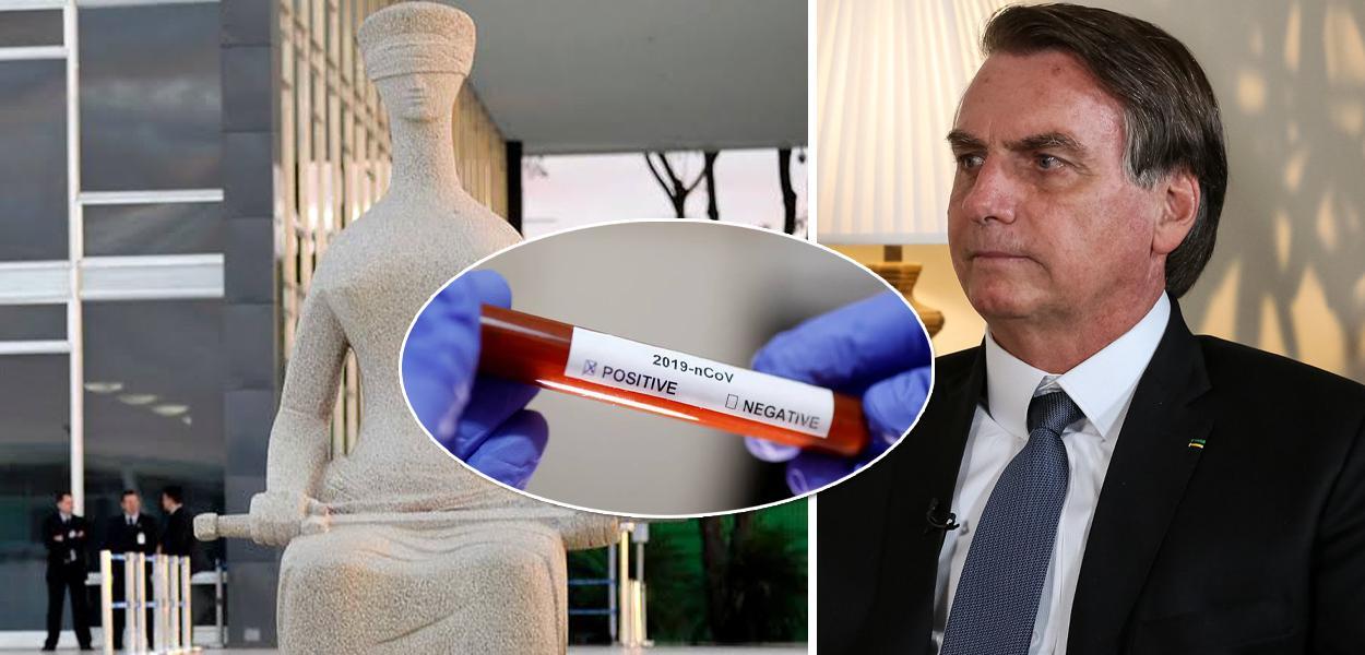 Advogado pede que STF obrigue Bolsonaro a 'resgatar' brasileiros.