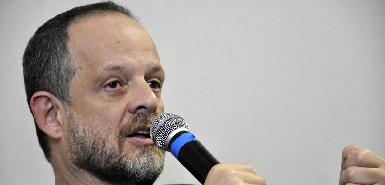 Jornalista Breno Altman, editor do Opera Mundi